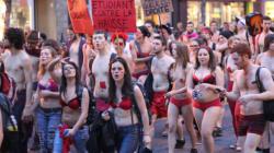 Manifestations étudiantes: la Ville de Québec paiera la facture, pas