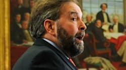 Mulcair, Green Groups Tired Of Tories Cutting Off