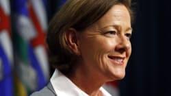 Alison Redford Unveils New Alberta