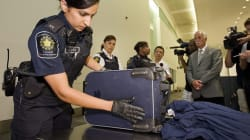 Rude Airport Security Lie About Body Scans, Passengers