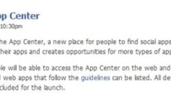 Facebook a son App