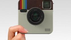 L'appareil photo Instagram devient