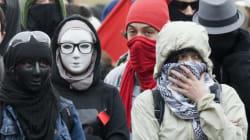 Conservatives Jack Jail Time For Masked