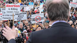 Anti-Abortion Rally Shuts Down Ottawa