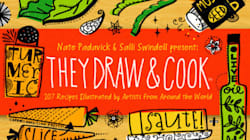 Attention Getter: They Draw And Cook