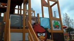 Angry Birds a son parc d'attractions