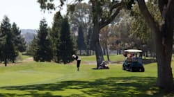 1 Dead In B.C. Golf Cart
