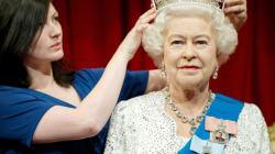 La reine fait peau neuve chez Madame
