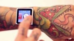 Il se greffe un iPod nano au