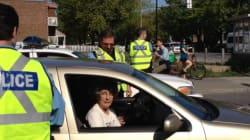 Combien faut-il de policiers pour donner une contravention à Montréal?