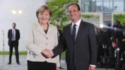 Rencontre Hollande Merkel: pas de