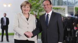 Hollande - Merkel : le duel de la
