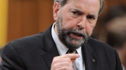 Pyrrhotite: le fédéral n'agit pas car les victimes sont du Québec, croit