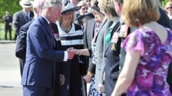 Charles And Camilla Start Victoria Day In New