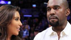 Vidéo: Kim & Kanye sur la