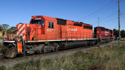 CN, CP Rail Slapped With Fines For Not Carrying Enough
