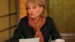 Barbara Walters s'excuse d'avoir aidé une proche de Bachar