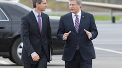 McGuinty Met Secretly With Harper To Push Ring Of Fire