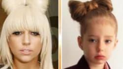Coiffée à la Lady Gaga, une écolière anglaise est privée de photo de classe (VIDÉO /