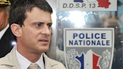 Valls promet 6000 recrutements de policiers en