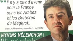 Faux tracts de Mélenchon en arabe : double