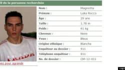 La police canadienne recherche Rocco Luka