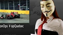 Anonymous Hacks Montreal Grand Prix Over Bill