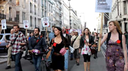 Les casseroles dans les rues de Londres