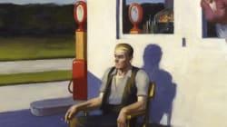 El maestro Hopper, en España