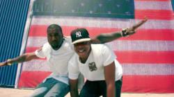 Marathon de tubes pour le premier concert parisien de Kanye West &