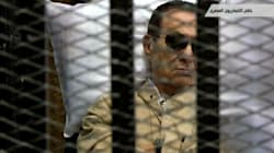 Moubarak est cliniquement