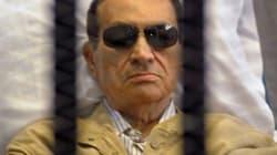Hosni Moubarak condamné à la prison à