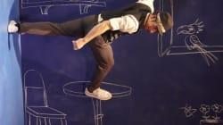 Carrefour Théâtre: L'homme qui marche sur les