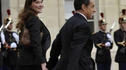 De retour à Paris, Sarkozy