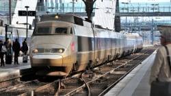 Enfin, un premier TGV aux