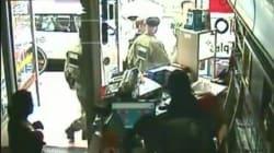 WATCH: Magnotta Arrest Caught On