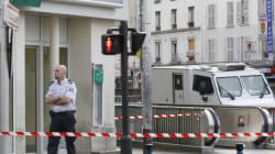 Un fourgon attaqué à Aubervilliers, un braqueur