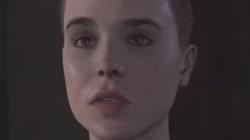 Ellen Page dans un jeu