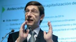 Bankia obtiene un 17,4% de beneficio en el primer