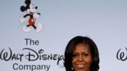 Mickey et Michelle Obama luttent contre l'obésité des