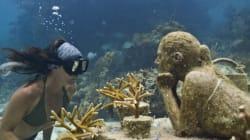 Cancún agrandit son musée sous l'eau