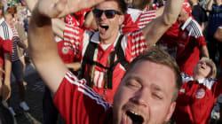 Le Danemark gagne à la surprise