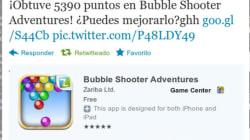 Quand la ministre espagnole de l'emploi explose des bulles sur Bubble