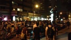 La 49e manif nocturne au Centre de commerce