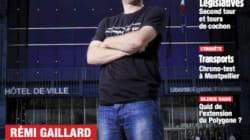 Rémi Gaillard veut être maire de
