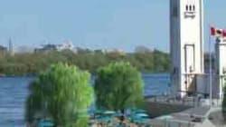 La nouvelle plage au Vieux-Port de Montréal ouvre ce