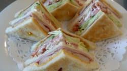 Super-Powered Sandwich: A Slick Vegan
