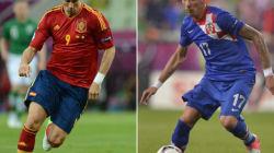 Revivez Croatie-Espagne et Italie-Irlande avec le meilleur (et le pire) du