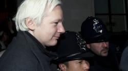 Julian Assange demande l'asile politique à