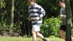 Nicolas Sarkozy en vacances chez Paul